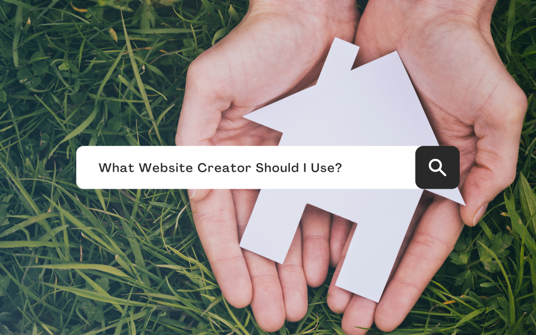 What Website Creator Should I Use?
